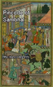 Communal tension in a Sambhal village