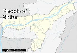 Pincode of BSF CAMP MASIMPUR SILCHAR, Assam